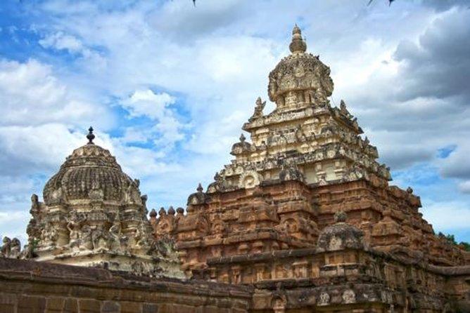 Tour Privado: Viagem de um dia para a cidade de Kanchipuram Temple a partir de Chennai