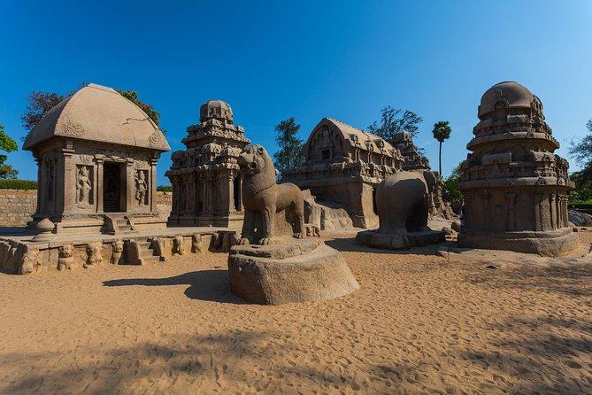 Full Day Excursion to DakshinChitra and Mamallapuram from Chennai