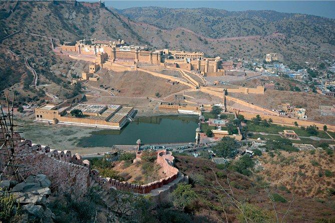 Full Day Visit Pink City Jaipur