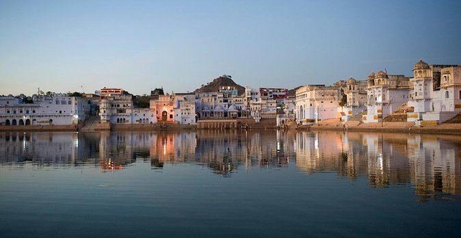 Day Trip to Holy City of Pushkar from Jaipur