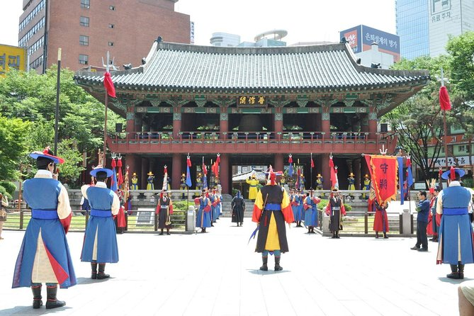 Soul of Seoul Small-Group Walking Tour photo 1