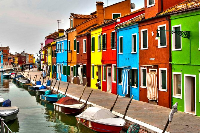 Afternoon Lagoon Tour Murano, Burano, and Torcello