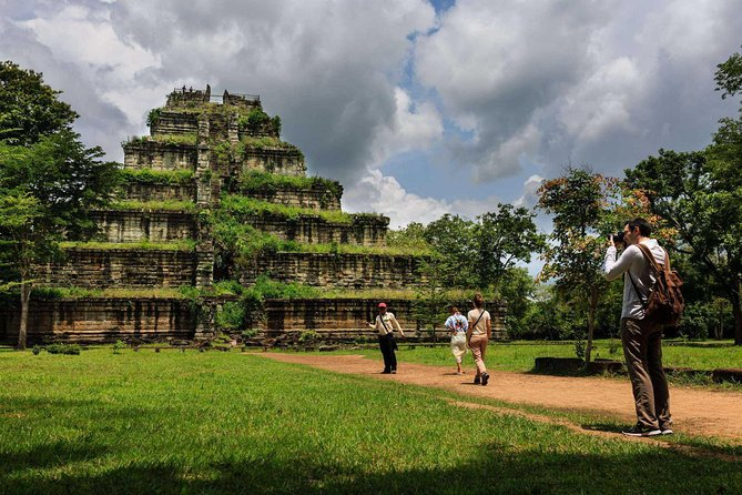 Private: Full-Day Koh Ker and Beng Mealea Temple from Siem Reap
