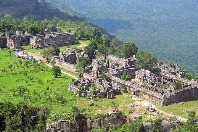 Preah vihear temple tours (private with english speaking guide)