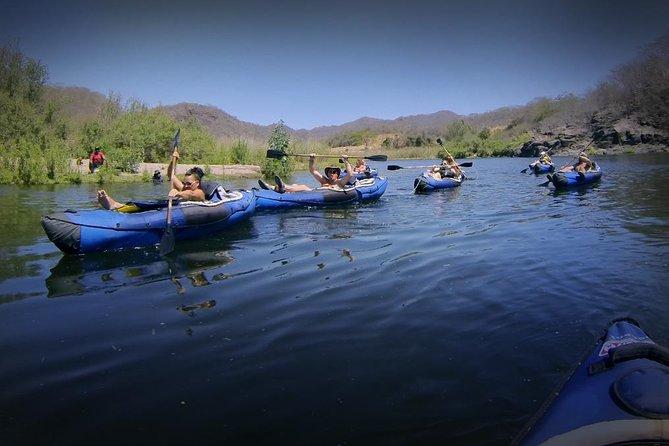5 Hour Kayak River Ride on Presidio River