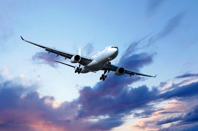 Shared Departure Transfer: Hotel to Mazatlan International Airport