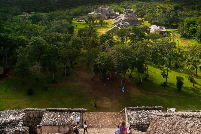 Ek Balam Mayan Cenote Adventure