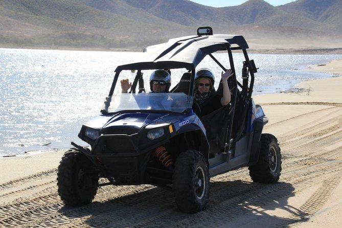 RZR Beach & Desert Tour Double Rider