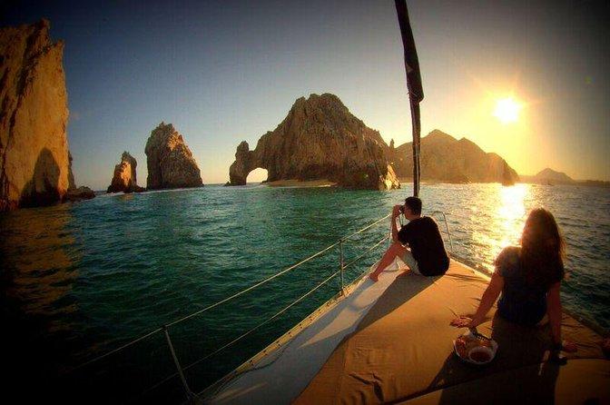 Sunset Cabo Sailing Premium
