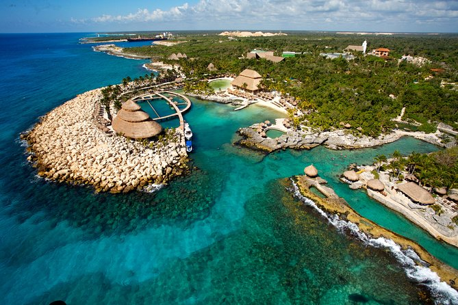Xcaret Xperience from Playa del Carmen