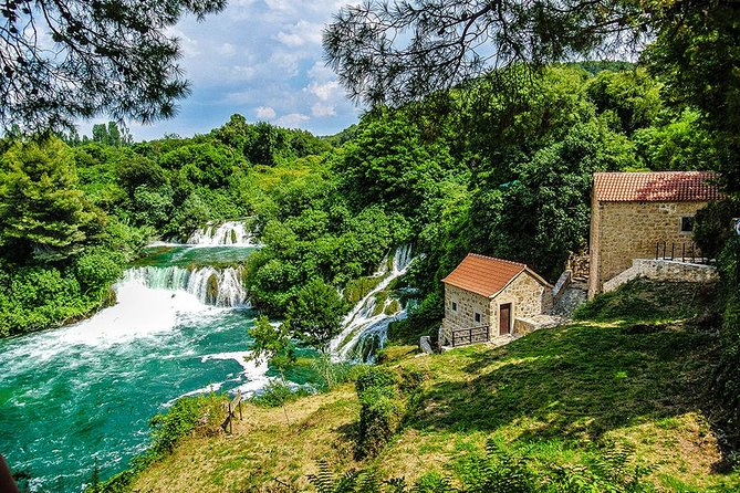 Krka Day Trip from Makarska Riviera (entrance ticket included)