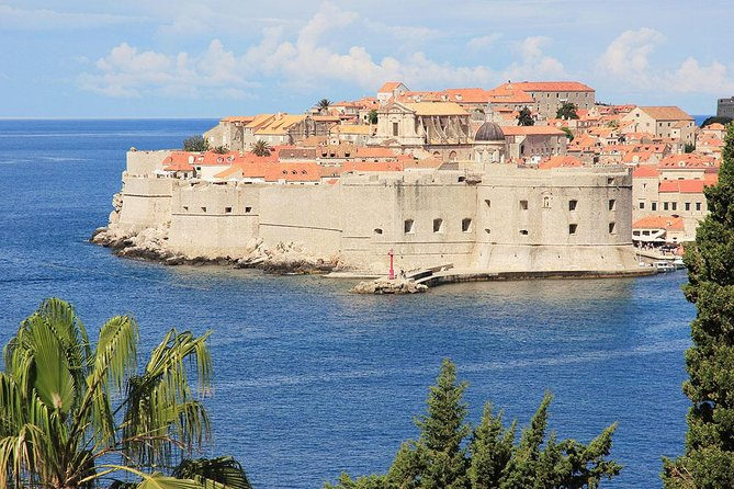 Dubrovnik avec la vieille ville à pied - Excursion d'une journée à partir de Makarska Riviera