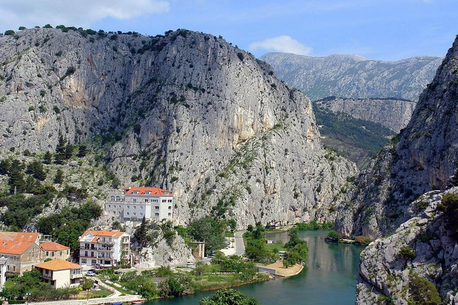 Omis and Cetina Day Trip with lunch from Makarska Riviera