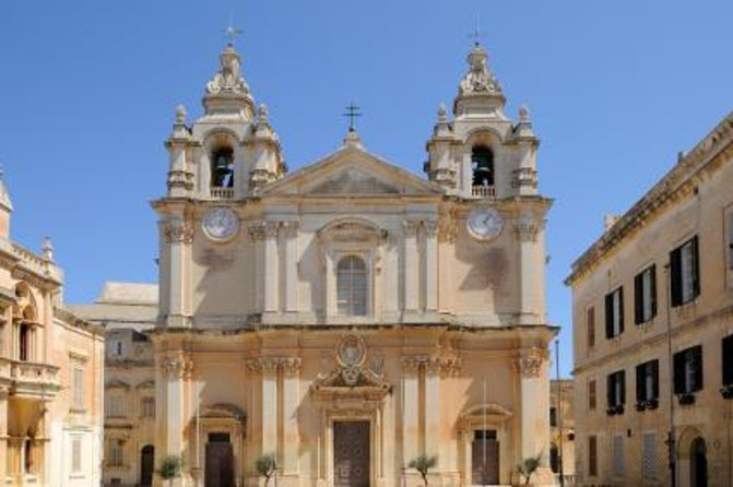 Malta Shore Excursion: Private tour of Valletta and Mdina