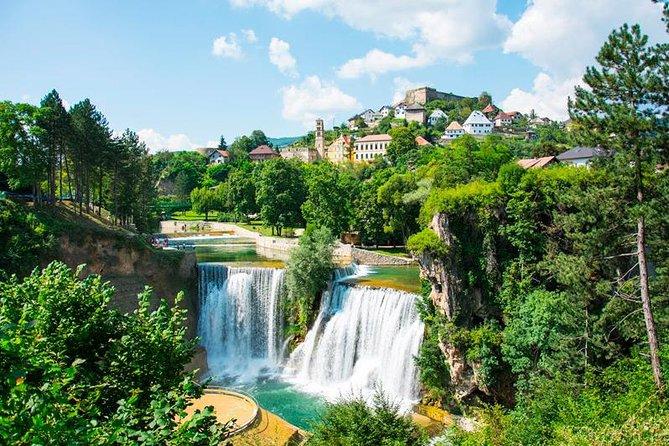 Travnik and Jajce Waterfall Day Tour from Sarajevo