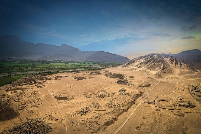 Full-Day Tour to Caral with Lunch, From Lima.