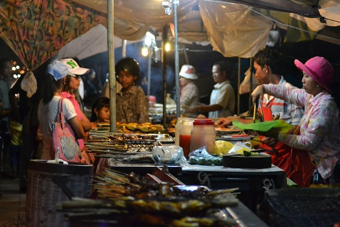 Siem Reap Street Food Evening Tour