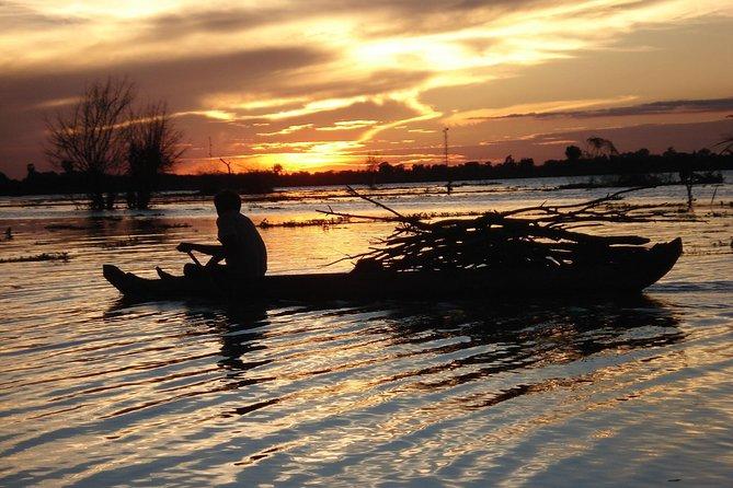 Croisière d'une demi-journée en petit groupe sur le fleuve Mékong