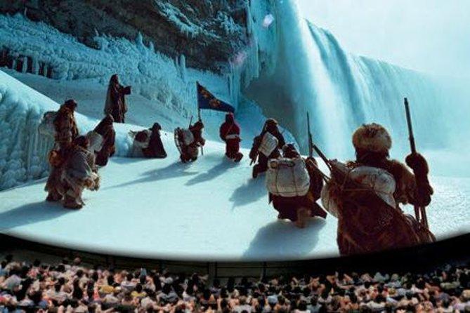 Niagara Adventure Theater on the American Side