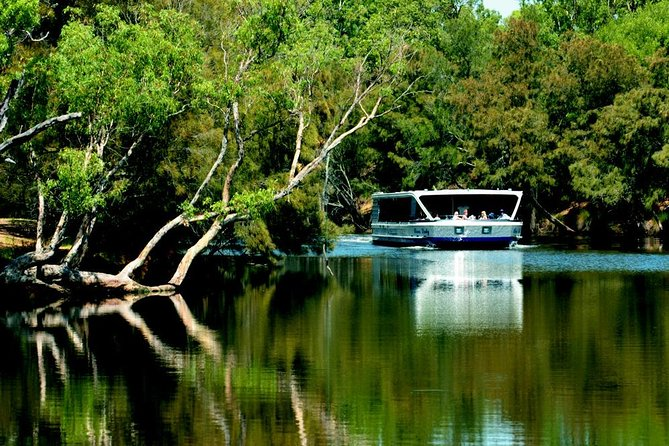 Perth River Cruise and Vineyard Experience: Best of Both Worlds