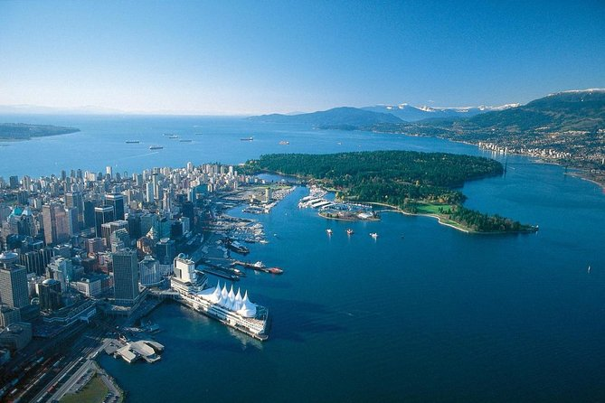Private Tour: Vancouver 3-Hour City Highlights Tour