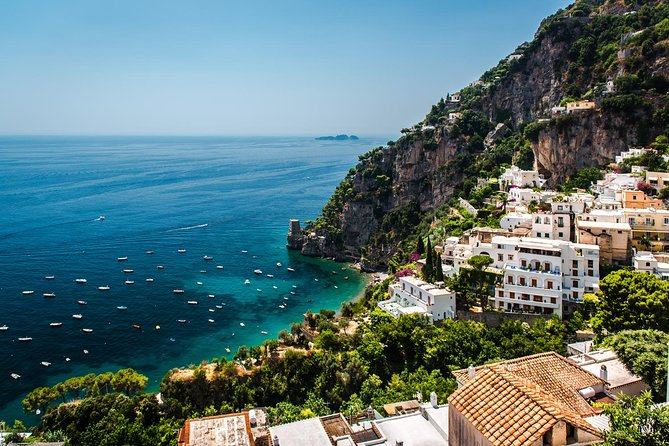 Positano Amalfi and Ravello with kids from Naples