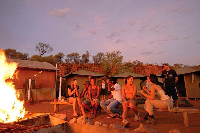 3-Day Ayers Rock and Kings Canyon Camping Tour image