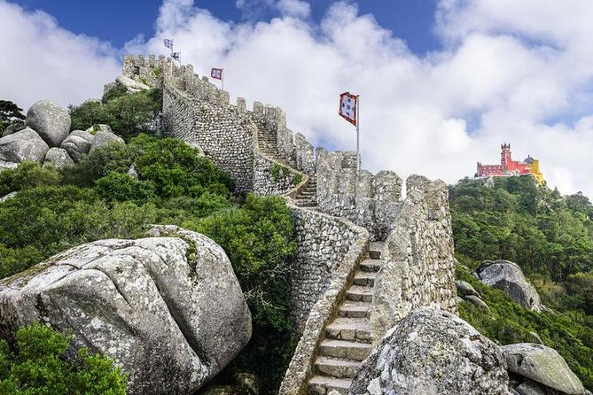Sintra: el Castillo de los Moros, con entrada preferente