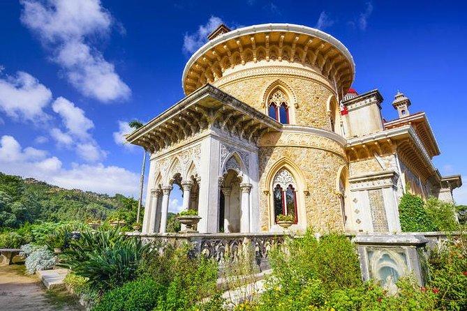 Sintra: Monserrate Palace og Park Skip-the-Line Ticket