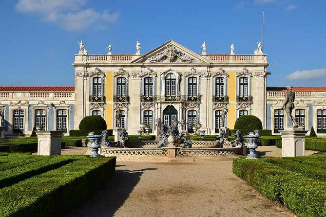 National Palace and Gardens of Queluz Skip-the-Line Ticket