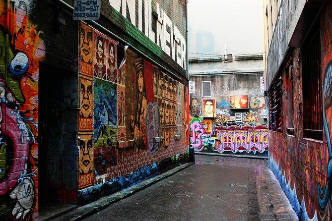 Central Melbourne Walking Tour