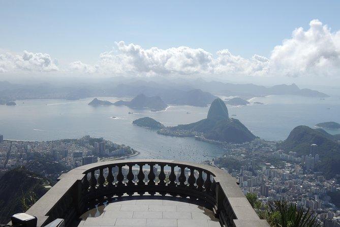 Excursión privada de 6 horas, con lo más destacado de Río, con recogida en el hotel y traslado de vuelta.
