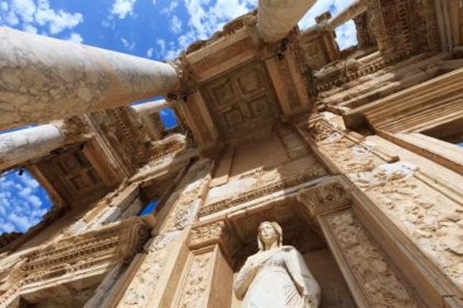 Izmir Shore Excursion: Private Tour to Ephesus, House of Virgin Mary and Temple of Artemis