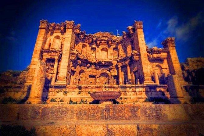 The perfect Roman day tour in Jordan