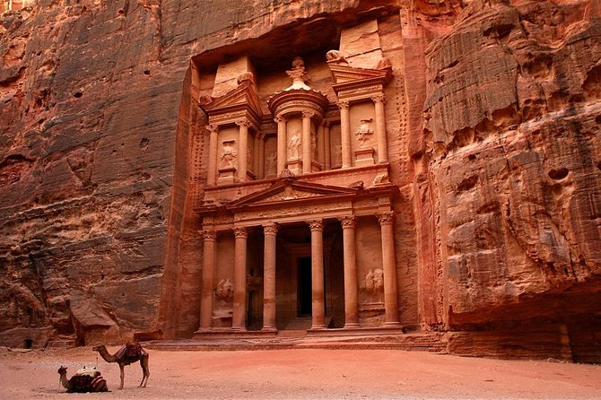 The Perfect Bedouin 2 Days in Petra & Wadi Rum