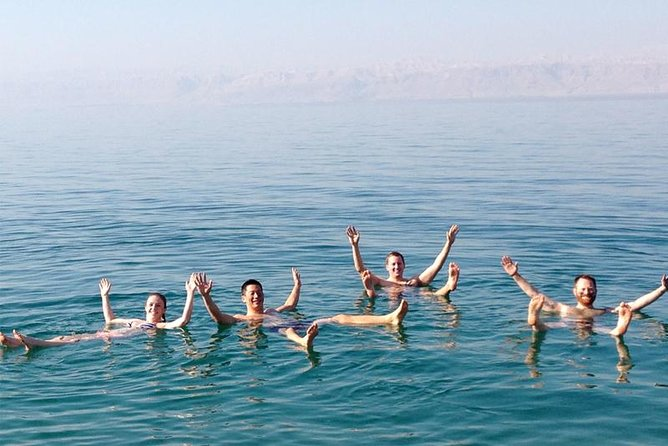 One Day Tour to Madaba - Mount Nebo - Bethany - Dead Sea