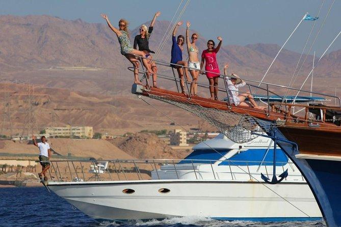 Pharaoh Island Tour in Aqaba