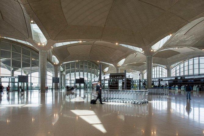 Transfer from QAIA to Amman Hotel