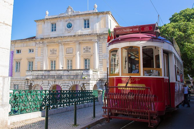 Lisbon Hop-On Hop-Off Tour by Tram