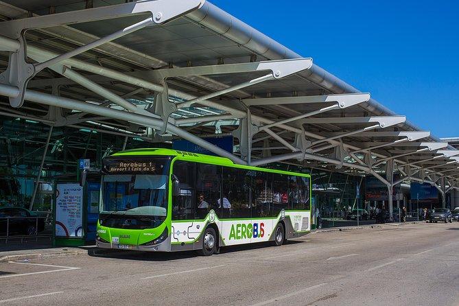 AEROBUS: trasferimento in Navetta dall'Aeroporto di Lisbona