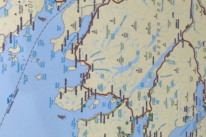 Wester Ross coastal tour, last half of NC 500