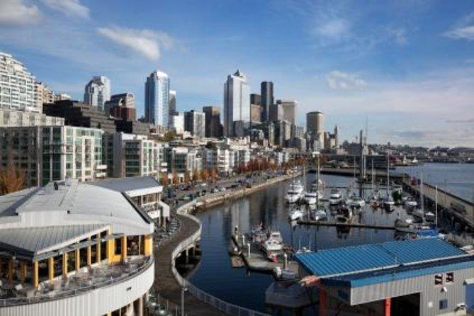 Recorrido antes del crucero: transporte y recorrido por la ciudad de Seattle