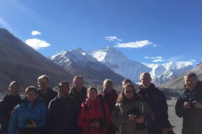 10 Days Lhasa Gyantse Shigatse Everest Namtso Group Tour