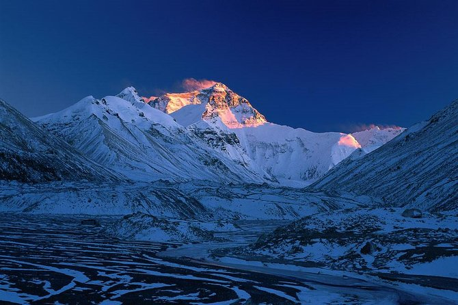 8 Days Lhasa Gyantse Shigatse Mt Everest Group Tour