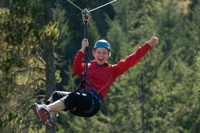 Small-Group Zipline Adventure photo 1