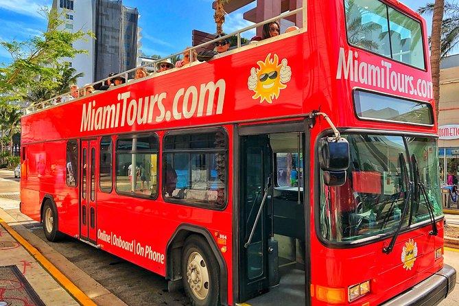 Excursión de 2 días por Miami en autobús con traslados al hotel