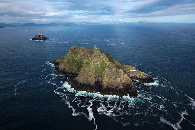 3-timmars Eco Cruise och Star Wars Tour runt Skelligöarna
