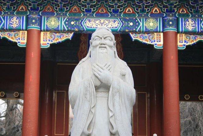 Beijing Walking Tour: geschiedenis van Chinees denken en religie geleid door een PhD-geleerde