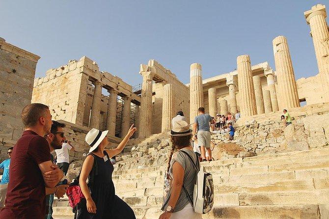 Expert Acropolis Tour guidato con biglietti d'ingresso