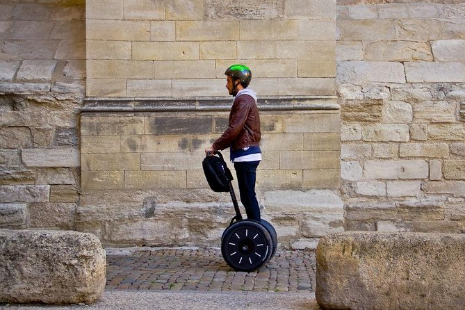 Reims City Sightseeing Tour by Segway